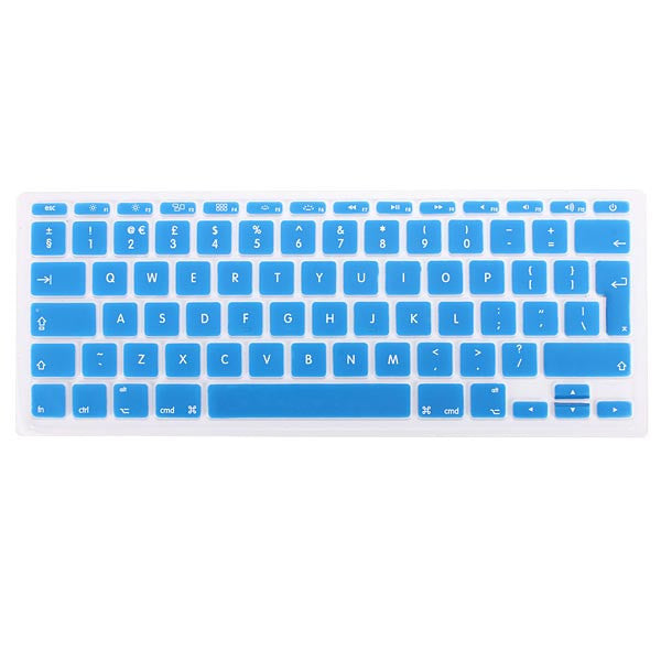 EU UK Silicone Keyboard Skin For Macbook Air Pro 11 Inch