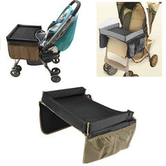 Portable Baby Kids Safety Car Seat Stroller Tray Play Travel Drawing Board