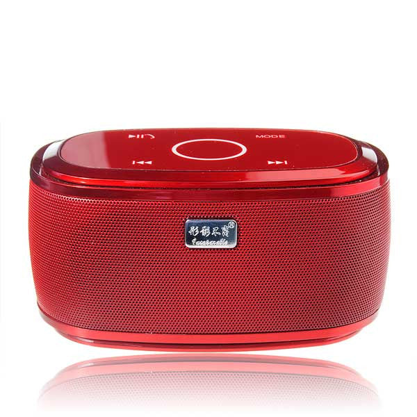 Touch Control Stereo Audio System Bluetooth Speaker For iPhone
