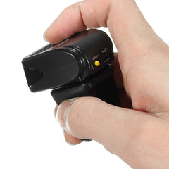Mini Portable Wearable Ring Wireless Bluetooth 4.0 Barcode Scanner Reader 1D UPC