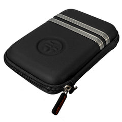Hard Shell Carry Bag Zipper Pouch for 5Inch Sat Nav GPS