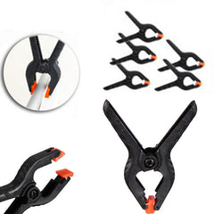 5Pcs Photography Background Clips Holder Mount Clamps For Backdrop