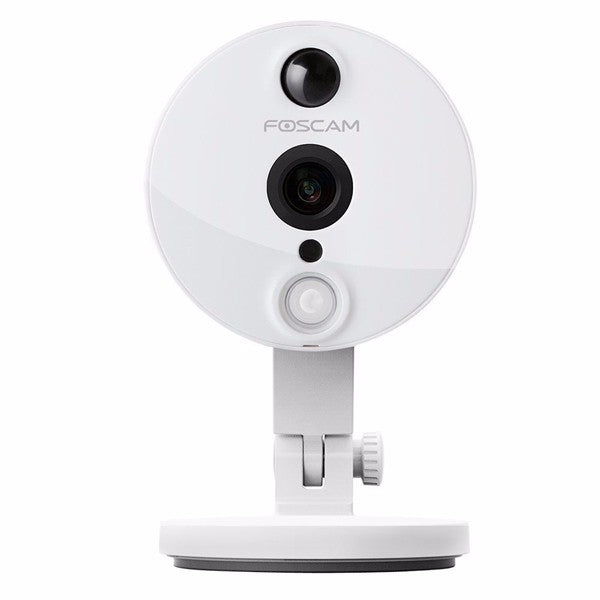 FOSCAM C2 1080P 2MP HD WiFi P2P IP Security Camera ONVIF 120 Degree Wide Viewing Angle Night Vision