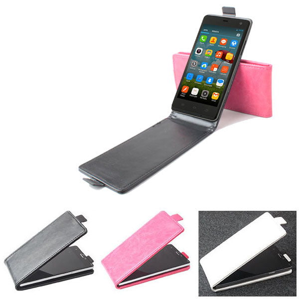 Up And Down PU Leather Case For ThL Ultraphone 4400 5000