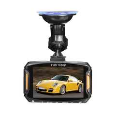 1080P 2.7 Inch HD LCD Car Camera DVR Video Recorder Crash Dash Cam Night Vision