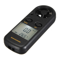 GM816 1.5Inch LCD Portable Digital Wind Speed Meter Anemometer