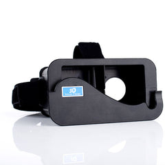 Head Mount Plastic Version 3D VR Virtual Reality Video Glasses