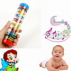 Orff Instruments Baby Rainmaker Tube Shaker Music Sound Instrument