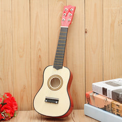 21 inch Beginners Practice Acoustic Guitar 6 String with Pick