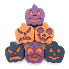 Halloween Pumpkin Shaped Baking Mold Fondant Cake Decorating Mould