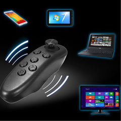 Wireless Bluetooth Selfie Remote Gamepad Controller Console For IOS Android PC