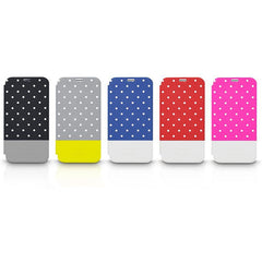 Kajsa Polka Dot Design Case Cover For Samsung Galaxy S5 I9600