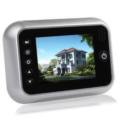 Digital Video Door Peephole Viewer Camera Nightvision Wide Angle