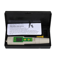 ORP-169E Tester Redox Water Quality pH Measurement Test Tool
