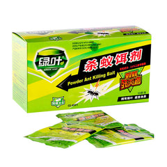 2pcs Green Leaf Ant Killing Bait Powerful Ant Killer Household Pest Control
