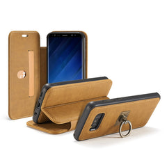 Caseme Ring Grip Stand Holder Detachable Case For Samsung S8 Plus