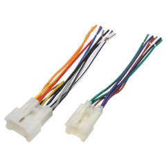 Car Stereo Radio Player Wiring Harness DVD Adapter Plug for Toyota Lexu Scion