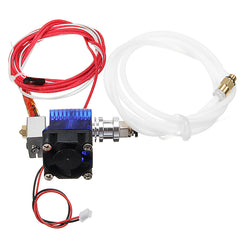 1.75/0.4mm All Metal Extruder Head For 3D Printer With PTFE Tube