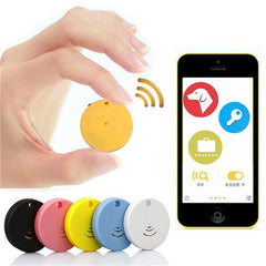 Kids Smart Patch Alarm Bluetooth Selfie Tracker Locator Tracking For iPhone IOS Samsung HTC Xiaomi Android Etc