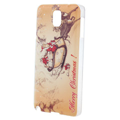 Christmas Gift Protective Case for Samsung Galaxy Note 3