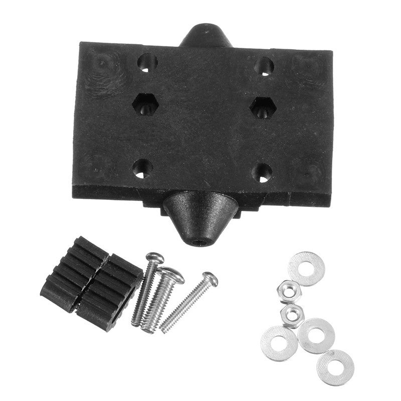 Adjustable M3 Tackle Bore 20*20mm Effector Mini Carriage For 3D Printer