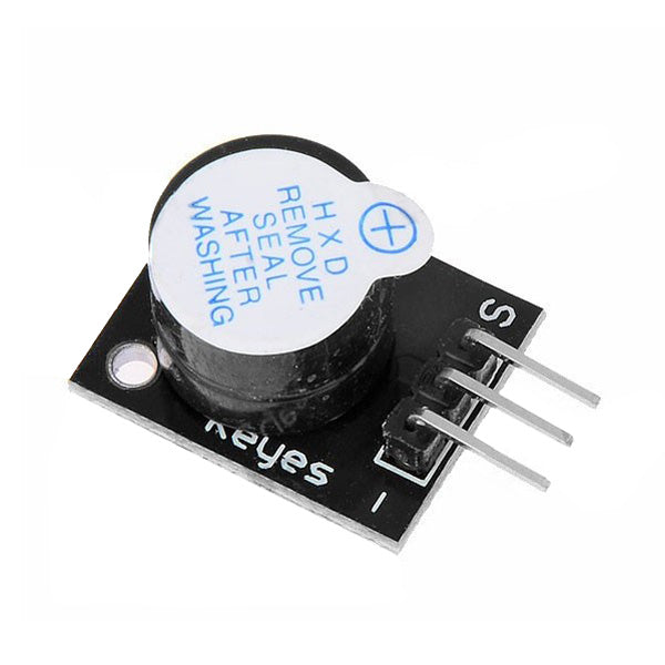 5Pcs Black KY-012 Buzzer Alarm Module For Arduino PC Printer