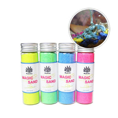 Mokiki Magic Sand Dry Sand out of the Water Joking Toys Gift for Children