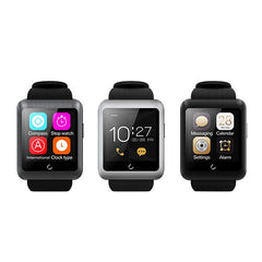 U11 Bluetooth Smart Watch SIM Card For iphone 6s Samsung Android GPS Smart Bracelet Smartwatch