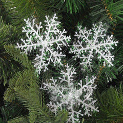 Christmas Decoration Supplies Artificial Snowflake