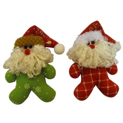 Funny Santa Claus Father Christmas Xmas Gift Doll Decoration