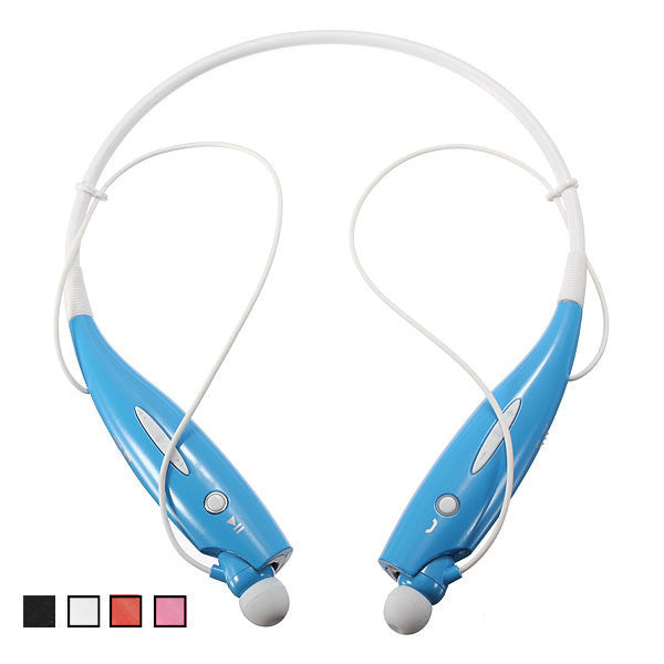 HBS-730 Neckband Bluetooth Stereo Laptop Sports Headphone