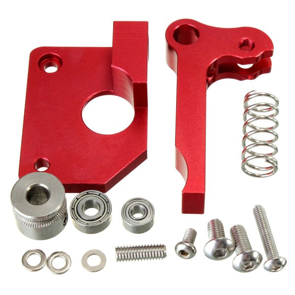 DIY Full Metal Extruder Kit For 3D Printer Accessories