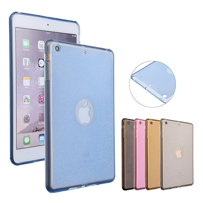 TPU Shockproof Dropproof Back Case For iPad Mini 1 2 3 7.9 Inch