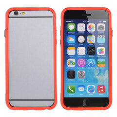 4.7 Inch TPU Signal Circle Bumper Case For iPhone 6 6s Random Delivery