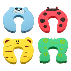 Baby Animal Helper Door Stop Guard Lock Stopper Finger Pinch