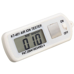 KT-401 Air Ion Tester Counter -Ve Negative Ions With Peak Maximum Hold