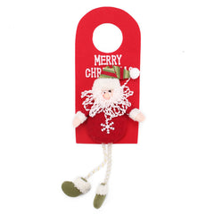 Letter Cards Christmas Santa Claus Snowman Deer Gift Decoration