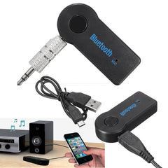 3.5mm AUX Wireless 3.0 Bluetooth Audio Music Receiver Adapter Stereo for Mobile Phone