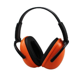 1436 Folding Soundproof Earmuffs Anti-noise Protective Safety Earmuffs for Sleep Study Travel
