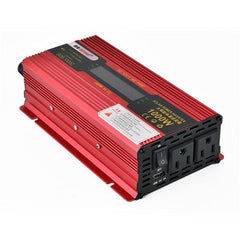 XUYUAN LCD 1000W Car Power Inverter with Screen 12V to 110V