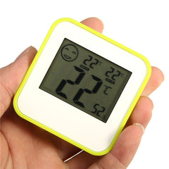 Digital LCD Thermometer Hygrometer Humidity Temperature Meter Indoor Centigrade/Fahrenheit