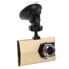 Car DVR Camera 140 Degree Wide Angle HD Lens With Infrared Night Vision