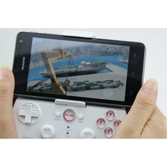 Wireless Bluetooth Telescopic Stand Game Controller For iPhone