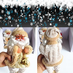 Santa Claus Doll Christmas Decoration Christmas Home Decoration