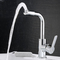 KCASA™ Kitchen Bathroom Sink Faucets Hot Cold Mixed Taps 720 Degree Swivel Brass Tap
