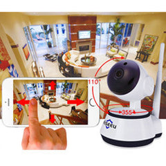 Home Security IP Camera Wireless WiFi Camera Surveillance Camera 720P  Night Vision CCTV Camera Baby Monitor DT-C8815