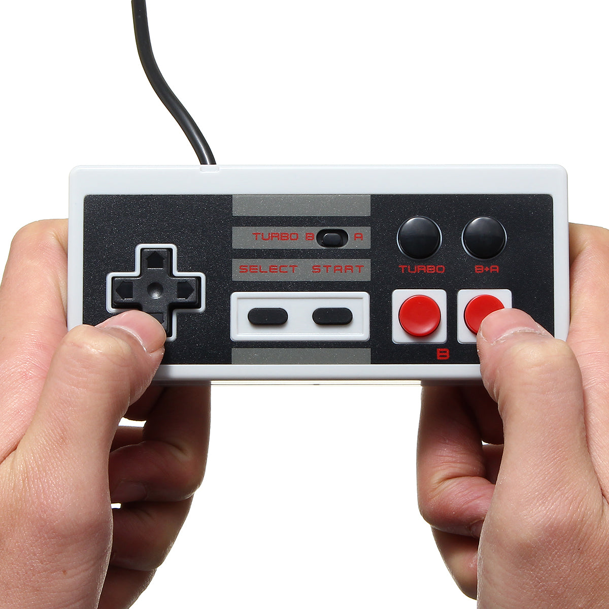 Wired Game Controller Gamepad For Nintendo NES Mini Classic Edition Console