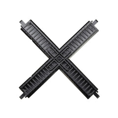 Medium Train Track Rail Railroad Radius 23mm Cross Railway Model For Electric Train Car
