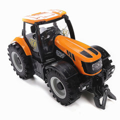 Kids Toddlers 1:32 Scale Model Car Truck Toy Diecast Farmer Vehicle Tractor Toy