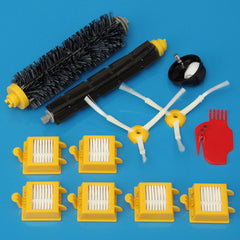 12Pcs Vacuum Cleaner Filters Brush Pack Kit For IRobot Roomba 700 Series 760 770 780 790